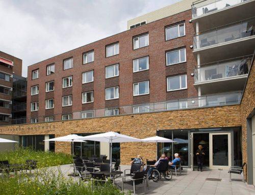 Uitbreiding Ewoud en Elisabeth Gasthuis Wijk bij Duurstede