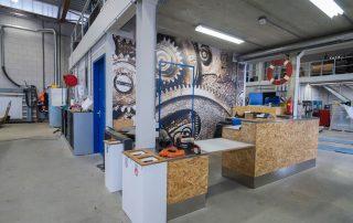 Gemeentewerf Nieuwegein en Roeivereniging De Doorslag - Topos