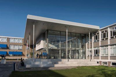 Da Vinci College Leiden - Topos Architecten