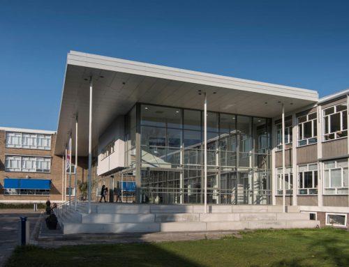 Renovatie en uitbreiding Da Vinci College Leiden