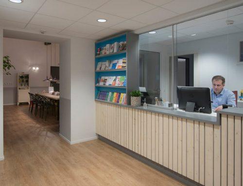 Transformatie tot gezondheidscentrum bij Hofwijck Oegstgeest