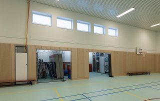 Gymzaal Korte Akkeren - Topos