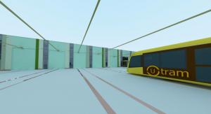 Tramremise Nieuwegein - Topos