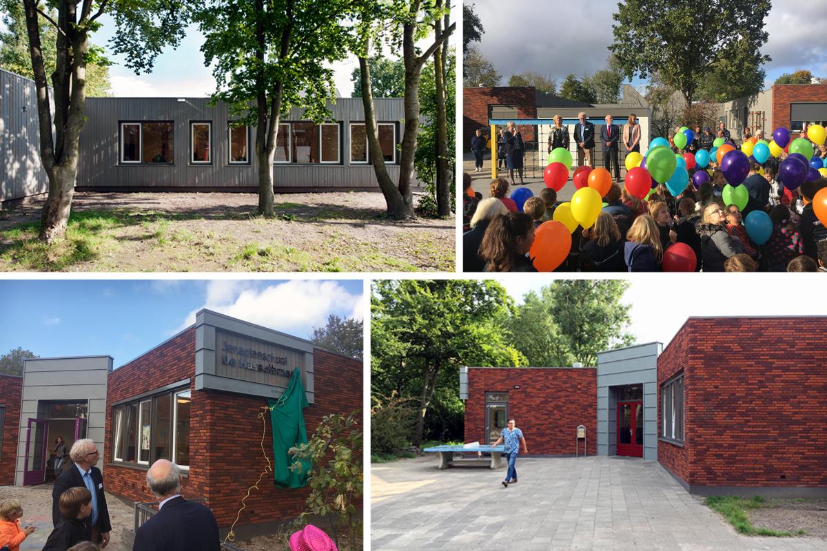 Kindcentrum De Voorhof Leiderdorp - Topos