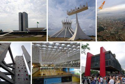 architectuurreis Brazilië