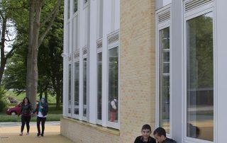 Nieuwbouw VMBO College St. Paul Den Haag - Topos