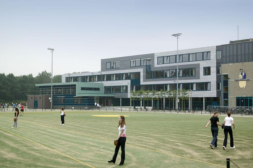 Develstein College Zwijndrecht - Topos