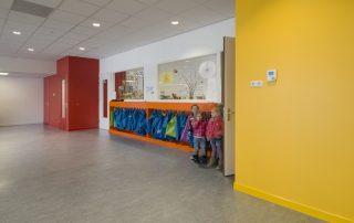 Gedeeltelijke nieuwbouw en uitbreiding Mariaschool Oudewater - Topos
