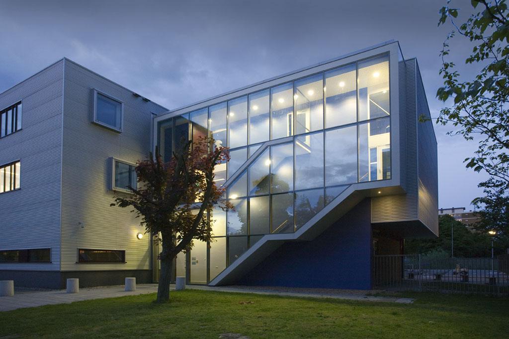 Kunstblik Da Vinci College Leiden - Topos