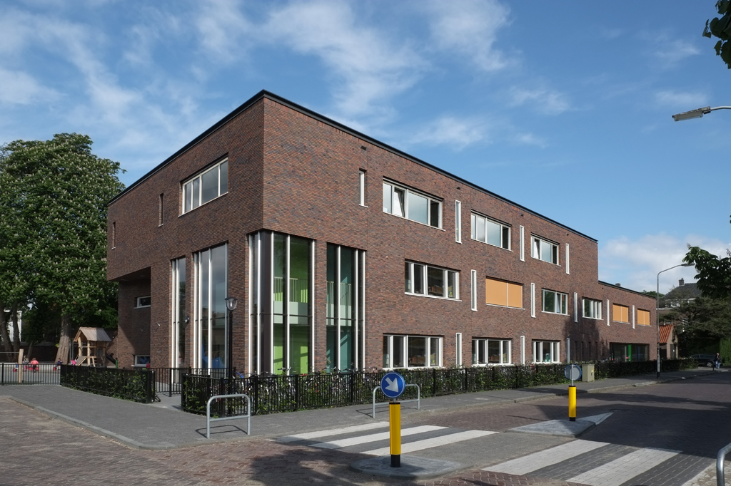 Brede school Viandenlaan Breda - Topos