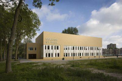 College St. Paul Den Haag - Topos