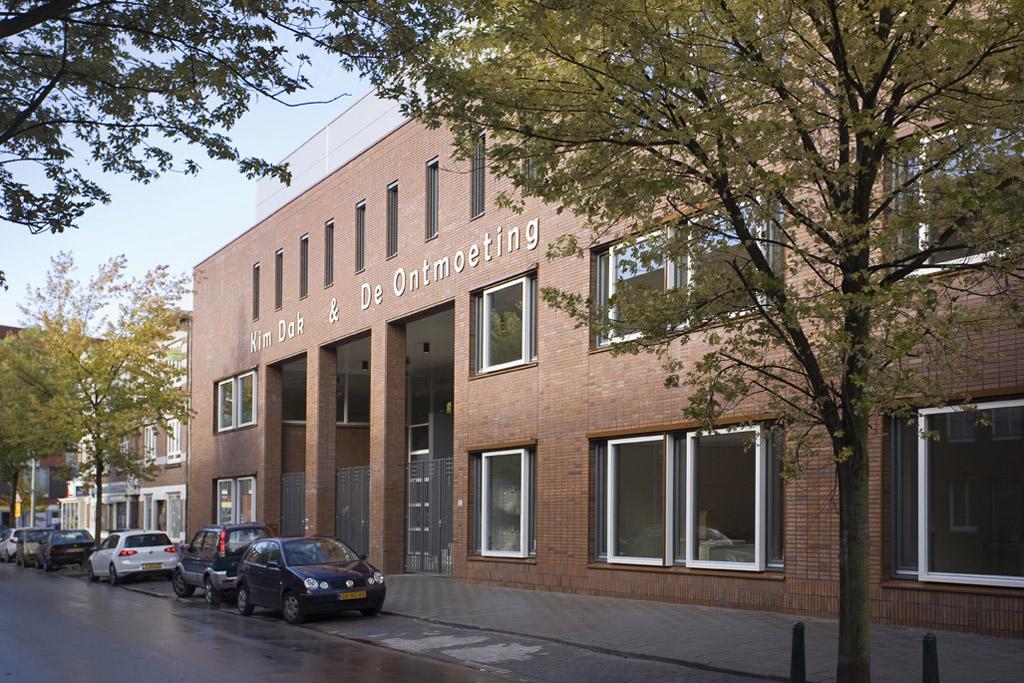Brede school De Ontmoeting Den Haag - Topos