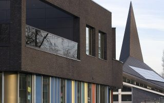 Brede school De Lotus Nieuwegein - Topos