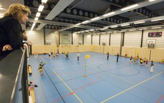 Sportaccommodatie Develstein Zwijndrecht - Topos