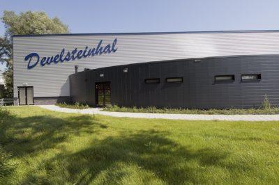 Develsteinhal Zwijndrecht - Topos