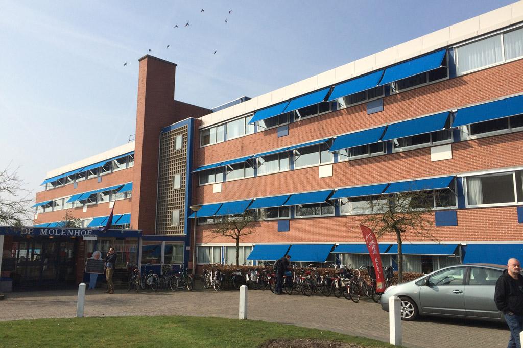 Molenhof Zwolle - Topos