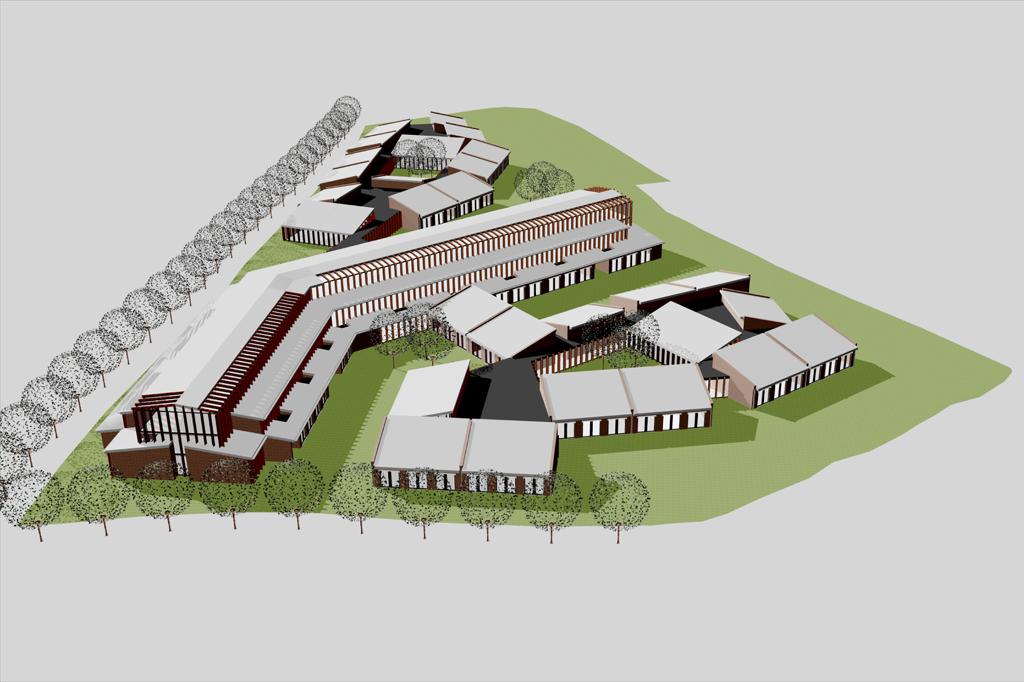 woonzorgcomplex Hokseberg - Topos