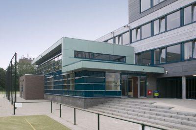 Develsteincollege Zwijndrecht - Topos