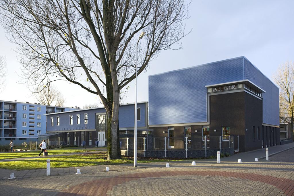 IJsselcollege Capelle aan den IJssel - Topos