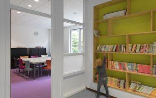 Renovatie Kindcentrum Voorhof Leiderdorp - Topos