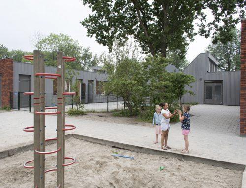 Renovatie Kindcentrum Voorhof Leiderdorp