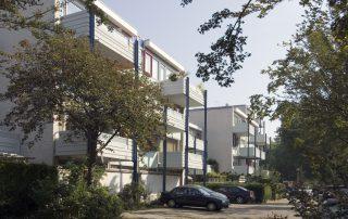 Revitalisatie Acaciaplein complex Gouda - Topos