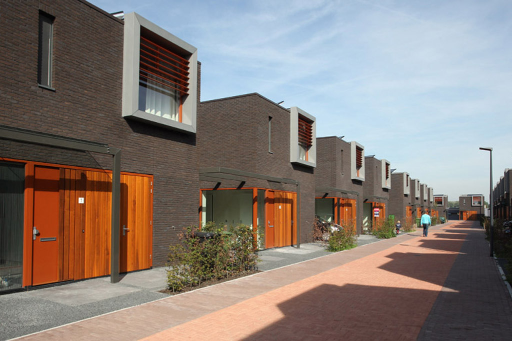 Nieuwbouw Oude Tol Reeuwijk - Topos