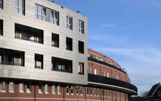 Nieuwbouw woningen Burgemeesterswijk Maassluis - Topos