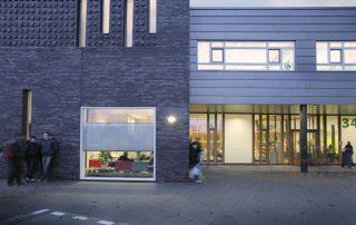 Nieuwbouw praktijkschool Het Waterland Leiden - Topos