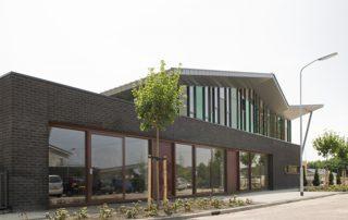 Nieuwbouw Kulturhus Essenburcht Kootwijkerbroek - Topos