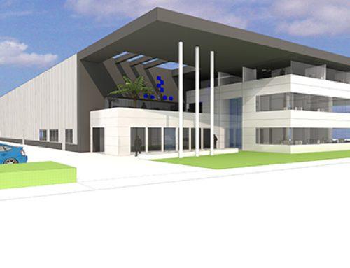 Een nieuw, duurzaam bedrijfsgebouw dat past als een maatpak