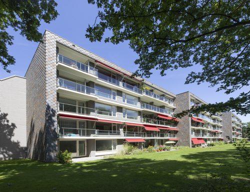 Transformatie appartementencomplex Raephorst Wassenaar