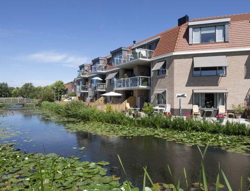 Nieuwbouw appartementencomplex Julianahof Den Hoorn