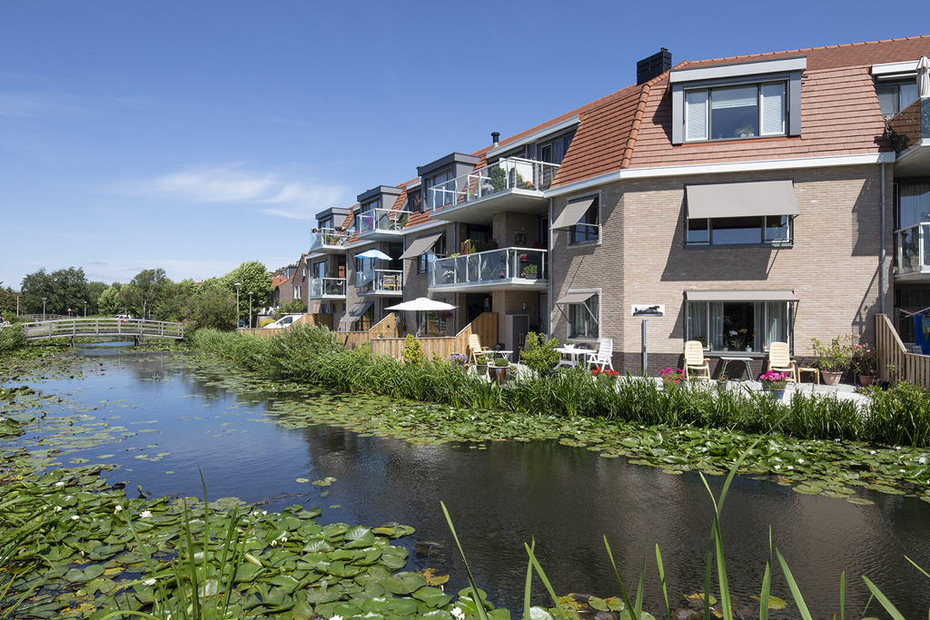 Julianahof Den Hoorn - Topos