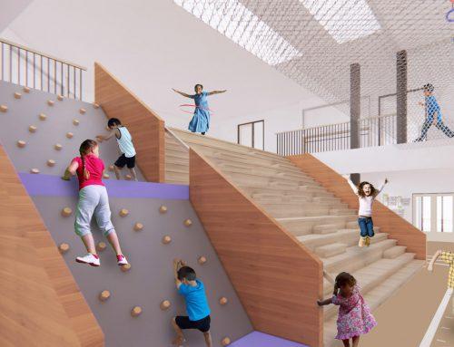 In ontwikkeling: Nieuwbouw Integrale 'Beweegschool' De Twijn