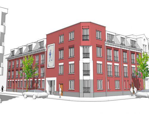 25 Appartementen Snellemanstraat/Vletstraat Rotterdam