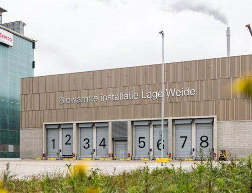 Nieuwbouw Bio Warmte Installatie Lage Weide Utrecht