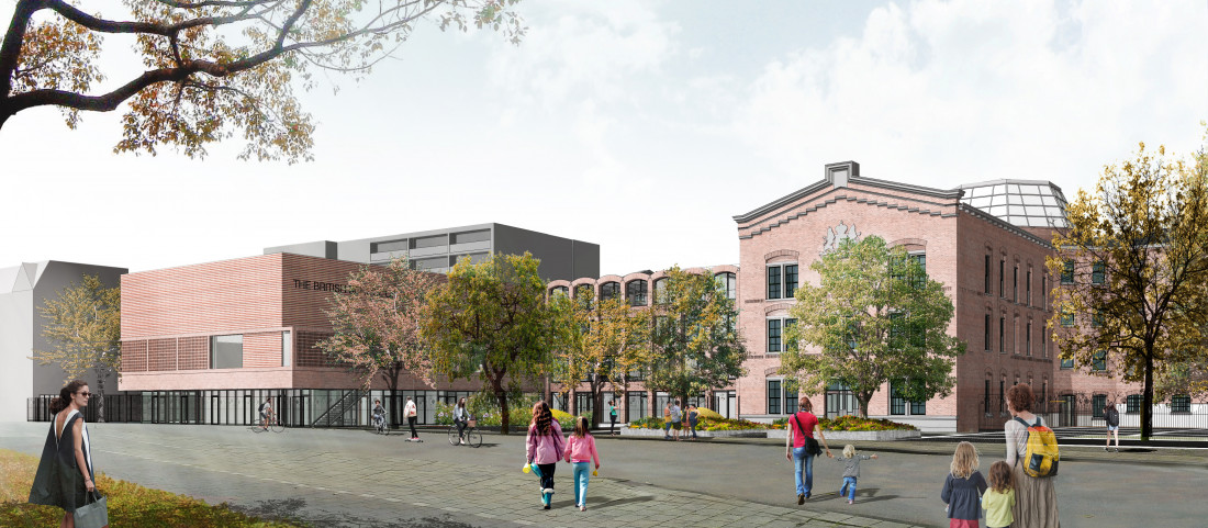 British School of Amsterdam - Topos