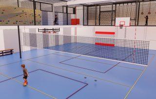 Een concept voor een gymzaal met oneindig veel mogelijkheden