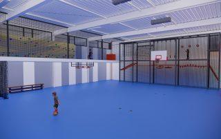 De Nieuwe Gymzaal