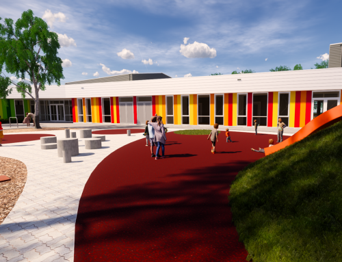 In ontwikkeling: Nieuwbouw MFA Zwammerdam