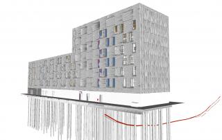 BIM-coördinatie Moxy Hotel Utrecht: meer inzicht, minder faalkosten