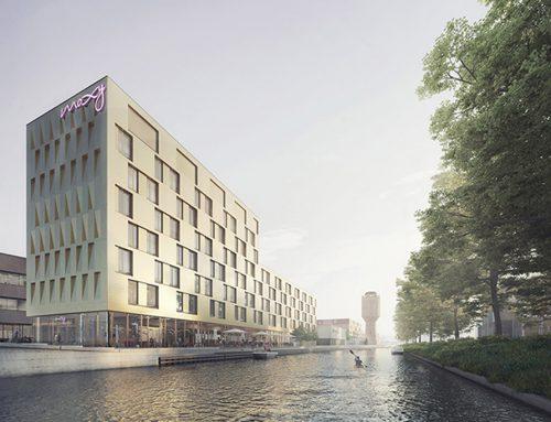 Moxy Hotel Utrecht