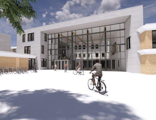 Toekomstbestendig schoolgebouw voor het Scala College