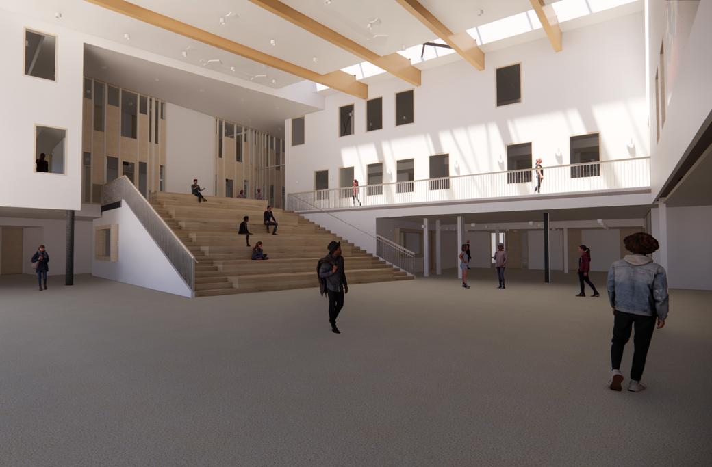Scala College Alphen aan den Rijn - Topos