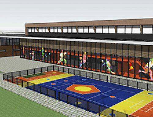 Circulair ontwerp nieuwe sporthal Waddinxveen
